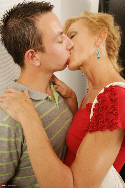 image Fucking whore loves getting pumped with spunk